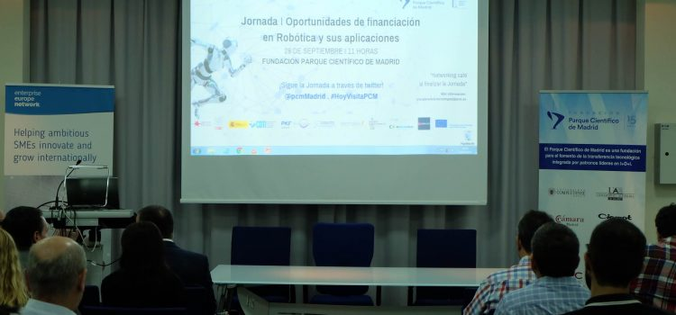 INBOTS organises the first workshop on Funding Opportunities for Robotics