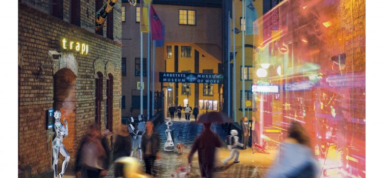 The social robots of the future are in Sweden